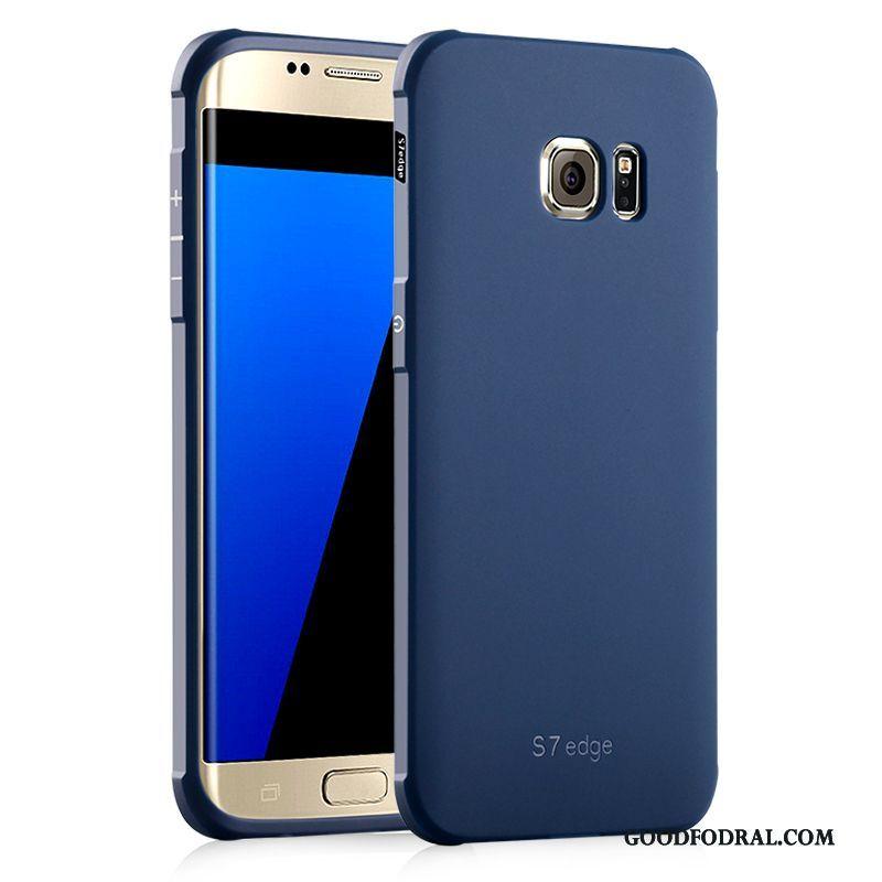 Skal Till Samsung Galaxy S7 Edge Slim Mjuk Fallskydd Mobil Telefon Skal  Telefon Billig 226cf2cb61bd6