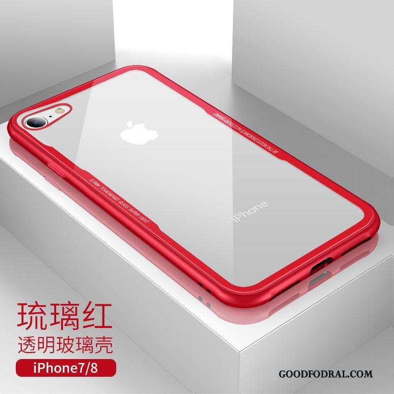 Skal Till Iphone 7 Fodral Fallskydd Ny Telefon Transparent Svart Till Salu c1d22ee9d0402