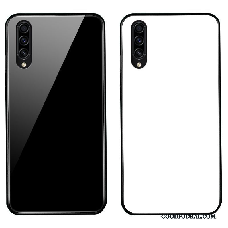Skal Till Samsung Galaxy A50s Fodral Mode Skydd Solid Färg All Inclusive