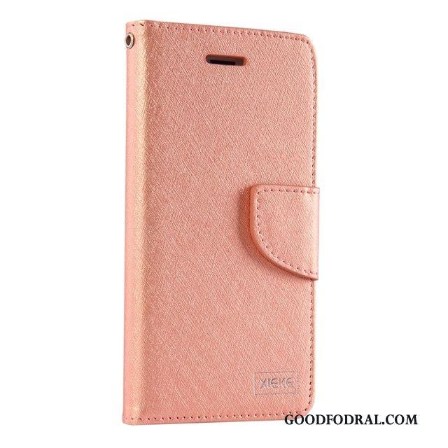 Skal Till Samsung Galaxy A7 2018 All Inclusive Rosa Guld Silikon Telefon  Kort Läderfodral d86a6657b65c8