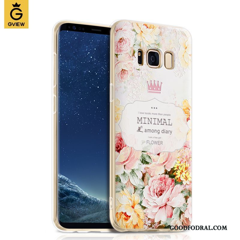 Skal Till Samsung Galaxy S8 Silikon Skal Telefon Mjuk Liten Skydd 1a22e7d88fa05