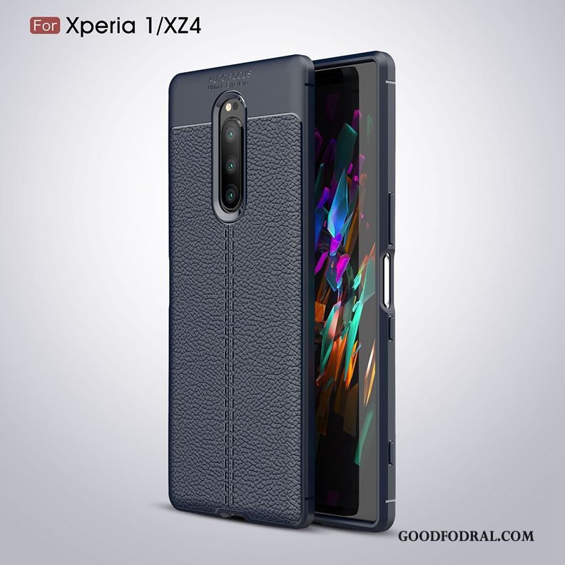 Skal Till Sony Xperia 1 Ny Skydd Mönster All Inclusive Trend