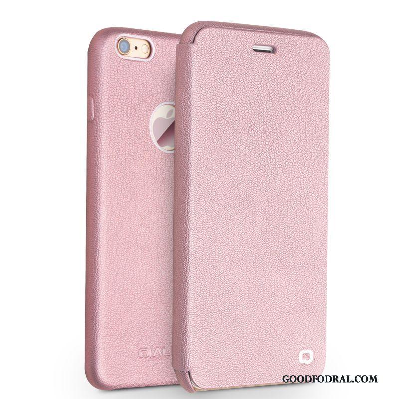 Skal Till Iphone 6 6s Plus Läderfodral Telefon Äkta Läder Rosa Mobil  Telefon Täcka Köpa 0950bfd462361