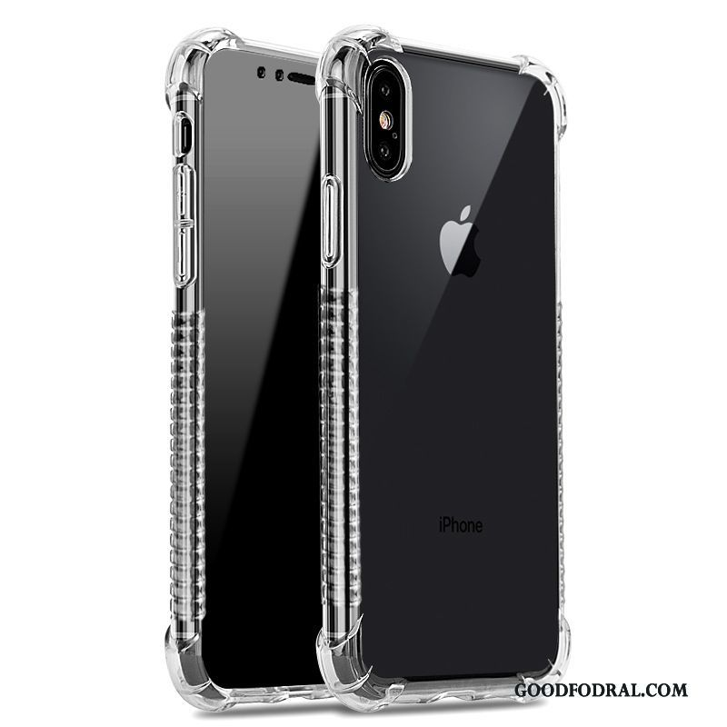 Skal Till iPhone 8 Silikon Fallskydd Telefon Pu Ny All Inclusive
